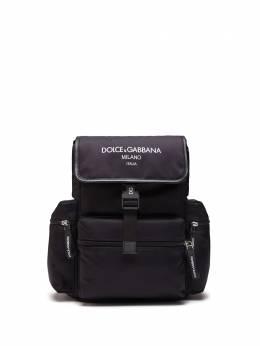 Dolce & Gabbana Kids рюкзак с логотипом EM0100AJ923