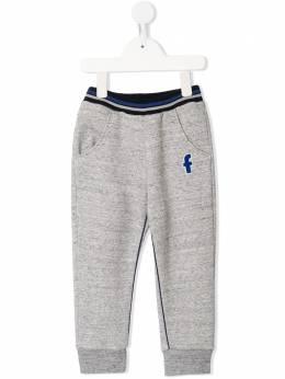 Familiar брюки с нашивкой-логотипом 349371