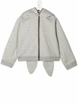 Natasha Zinko Kids куртка с капюшоном FW20MNZ50905I