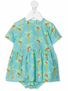 Stella McCartney Kids платье с принтом 602554SQK85