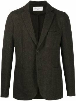 Officine Generale однобортный пиджак строгого кроя W20MTLG421