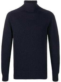 Officine Generale свитер с высоким воротником W20MKNT305