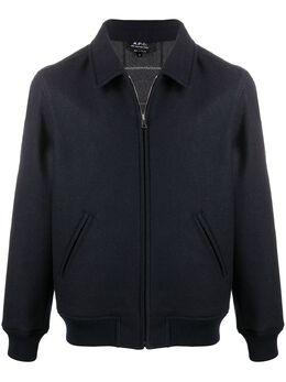 A.P.C. куртка Sutherland Harrington WOAMGH02552