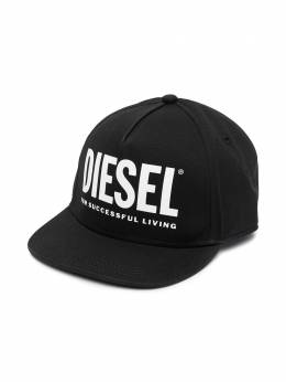 Diesel Kids кепка с логотипом J00173KXA77