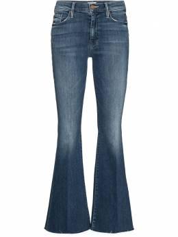 Mother расклешенные джинсы The Weekender 1535104