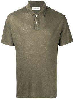 Officine Generale рубашка поло с короткими рукавами S21MTEE209PRE