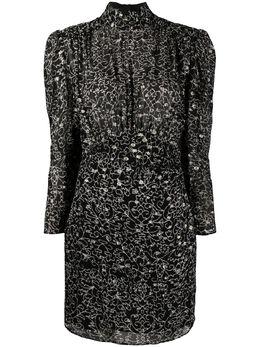 Ba&sh платье мини Acia с цветочным принтом 1H20ACIA