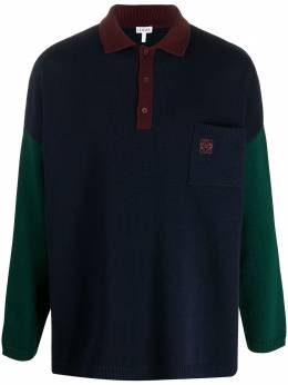 Loewe трикотажная рубашка поло H526Y14K27