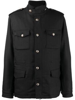 Gabriele Pasini однобортное пальто G16FIELD1ZGP16479
