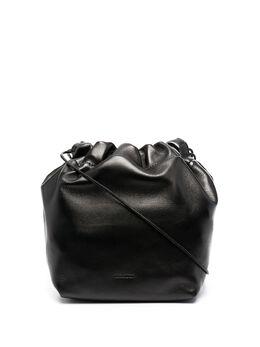 Jil Sander маленькая сумка через плечо с кулиской JSPS853407WSB01049
