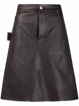 Bottega Veneta юбка А-силуэта 647682V05G0