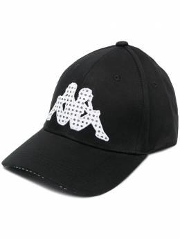 Kappa кепка с вышитым логотипом CCKACAP