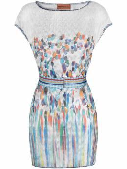 Missoni Mare пляжное платье MMQ00189BR00C8