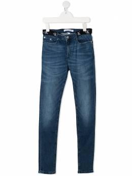 Calvin Klein Kids джинсы прямого кроя IG0IG00639