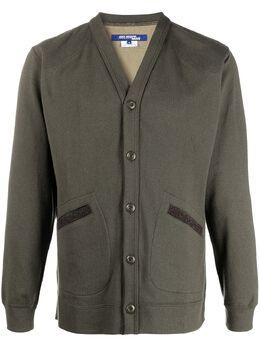 Junya Watanabe Man куртка с камуфляжным принтом WFT022051