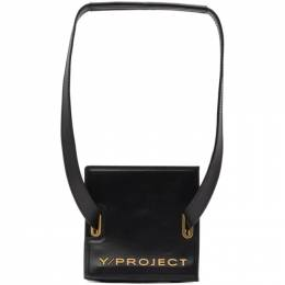 Y / Project Black Mini Accordion Bag WBAG1MINI-S20
