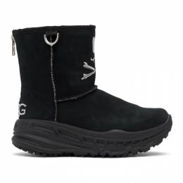 Mastermind World Black UGG Edition CA805 Boots 1118695