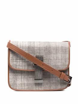 Fabiana Filippi двухцветная сумка через плечо BGD271W4570000F340