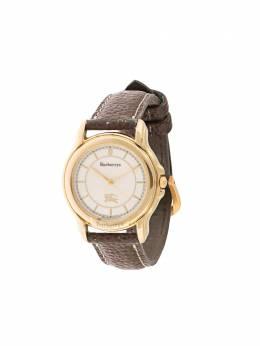 Burberry Pre-Owned кварцевые наручные часы 3200 pre-owned 5530F52304