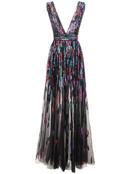 Платье Attalea Zuhair Murad 73ICCQ013-QVQwMDAw0