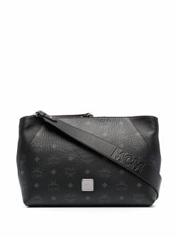MCM сумка с притом Visetos MWSAAKM01