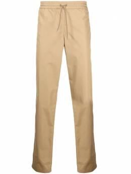 A.P.C. брюки с эластичным поясом COEKCH08354