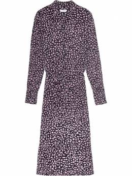 Equipment платье-рубашка миди Rosalee 203007563DR01686C