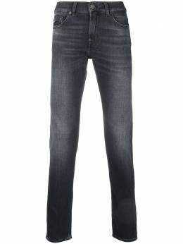 7 For All Mankind джинсы скинни Ronnie JSD4B460LE