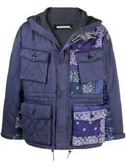 Neighborhood стеганая куртка 202YTNHJKM02