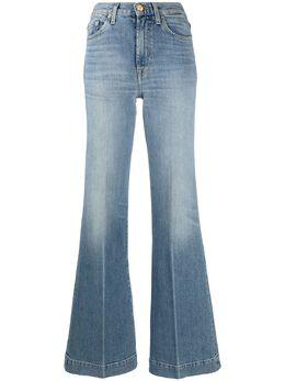 7 For All Mankind расклешенные джинсы Modern Dojo с завышенной талией JSWDK850IN