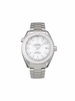 Omega наручные часы Seamaster Planet Ocean 600M pre-owned 42 мм 2010-го года 23215422104001