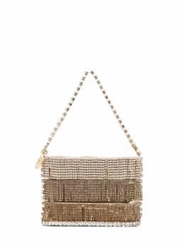 Rosantica мини-сумка с кристаллами B380ORBRW