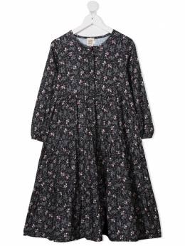 Caffe' D'orzo платье с цветочным принтом ELISA