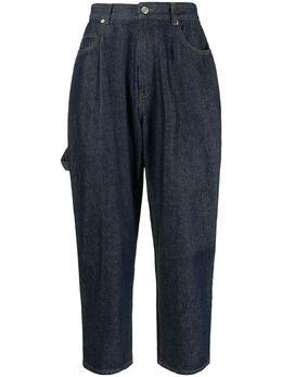 Juun.J зауженные джинсы с завышенной талией JC1221PDEP