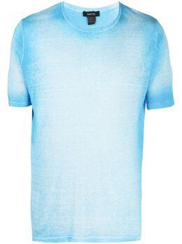 Avant Toi футболка с выцветшим эффектом 221U2502LFAVH