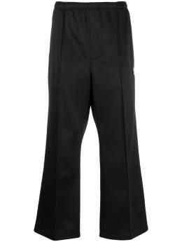 Needles спортивные брюки с вышивкой HM243