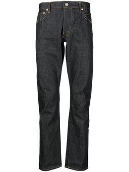 Visvim прямые джинсы средней посадки 0120205005007