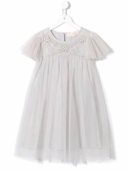 Tutu Du Monde платье Celestia с бусинами TDM6001