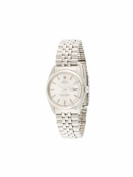 Rolex наручные часы Oyster Perpetual Date pre-owned 34 мм 6251H