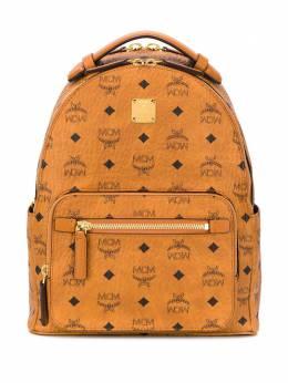 MCM рюкзак Stark с монограммой MMKASVE11
