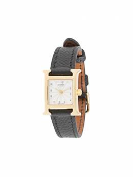 Hermes наручные часы H pre-owned 25мм 2743931