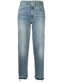 7 For All Mankind джинсы кроя слим JSA71200SD