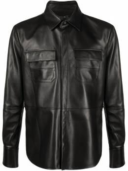Amiri куртка-рубашка MLS001