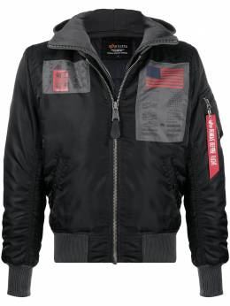 Alpha Industries куртка MA-1 D-Tec Blood Chit 188104
