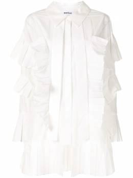 Enfold рубашка с длинными рукавами и складками 300DA9301330