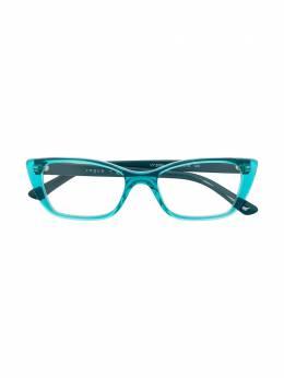 Vogue Eyewear солнцезащитные очки в оправе 'кошачий глаз' VY2004