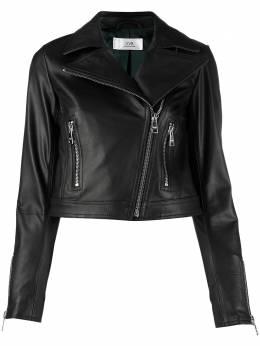 Victoria, Victoria Beckham укороченная куртка 2121LJK002422A