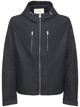 Куртка Из Нейлона С Логотипом 1017 Alyx 9Sm 73IWDJ011-QkxLMDAwMQ2