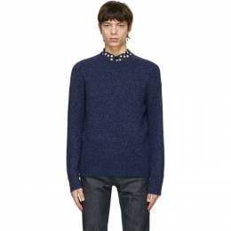 A.P.C. Blue Marcus Sweater WVAYX-H23913