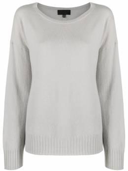 Nili Lotan свитер с круглым вырезом 80335Y001